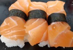 sushi blokje zalmfilet