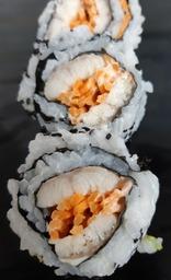 sushi rolletje met paling