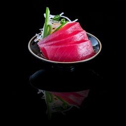 Tonijn sashimi 7 plakjes