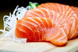 Zalm sashimi 7 plakjes