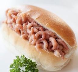 broodje hollandse garnalen