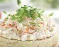 kingkrab salade